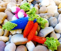 crochet aliments Les Petits
